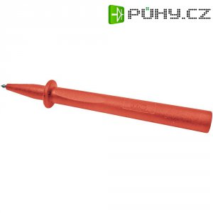 Měřicí hrot MultiContact BT400, 4 mm, červená