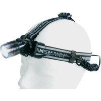 LED čelovka se zadním světlem HD3 Ansmann, 5819073-510, černá