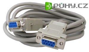 Šňůra propojovací RS232 pro Golden Interstar a BigSat (RS232 null modem)
