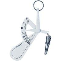Kapesní váha na dopisy Maul, 0.1 kg, bílá