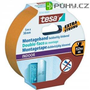 Montážní páska tesa® indoor (d x š) 5 m x 38 mm