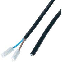 Propojovací kabel Wallair N40984, černá, 20100330