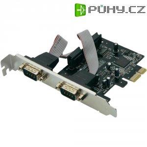 PCI karta ⇒ 2x DSUB 9, Digitus