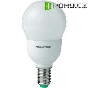 LED žárovka Megaman, MM21021, E14, 3 W, 230 V, teplá bílá