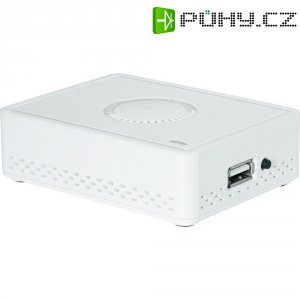 Wi-Fi streaming box Renkforce, HDMI/DLNA/Miracast/USB 2.0/LAN