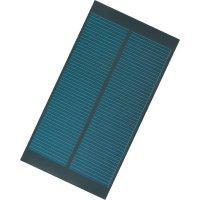 Polykrystalický solární modul 9 V, 150 mA, 1,35 W