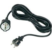Prodlužovací kabel GAO, 5 m, 16 A, černá