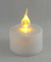 LED hřbitovní svíčka na hrob 2 x 3,5cm