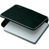 Neoprenové ochranné pouzdro pro notebook Elecom Zeroshock 3, 27 - 28 cm, černé