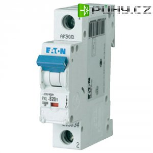 Elektrický jistič C 1pólový 20 A Eaton 236060