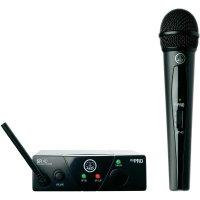 Bezdrátový systém 3v1 AKG WMS 40Mini Vocal ISM 3