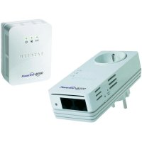 Starter kit Netgear Powerline AV500 Pass Thru s WLAN N300