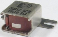 Mgf.hlava 3D12.122 mono 2x30ohm, rozteč 18-20mm