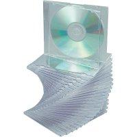 Krabičky Slim pro CD, 25 ks