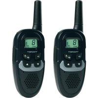 PMR radiostanice Topcom RC-6411, sada 2 ks