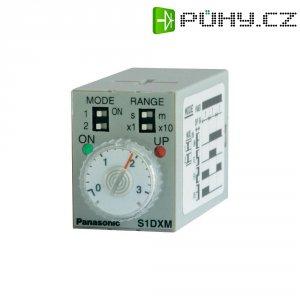 Časové relé Panasonic S1DXM, S1DXMM4C10HAC240V-S, 5 A/250 V/AC