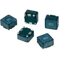 SMD tlumivka Würth Elektronik PD 744778928, 820 µH, 0,21 A, 7332