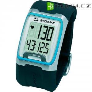 Hodinky s měřením pulzu sporttester Sigma PC 3.11, modrá