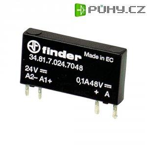SSD relé pro tištěné spoje, série 34 Finder 34.81.7.024.8240, 2 A , 1 ks