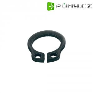 Pojistné kroužky TOOLCRAFT 3 D471 194743, DIN 471, vnitřní Ø 2,7 mm, 100 ks