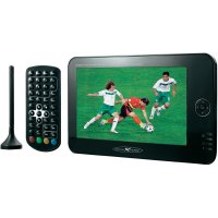 "Přenosná DVB-T LED TV Reflexion LED714DV, 17.5 cm (7\"")"