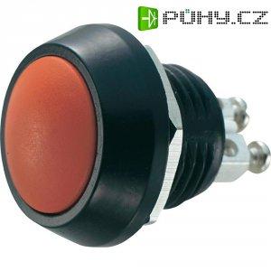 Tlačítko antivandal TRU COMPONENTS GQ12B-A, BL, 48 V/DC, 2 A, 1 ks