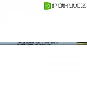 Datový kabel LappKabel Ölflex 150 QUATTRO, 5 x 1,5 mm², šedá, 1 m