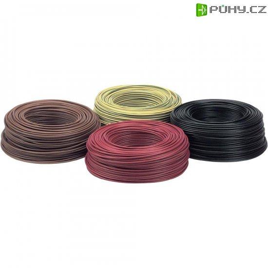 Kabel (licna), LappKabel, H07V-K, 1 x 2,5 mm², fialová, 100 m - Kliknutím na obrázek zavřete