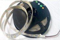 LED pásek 10mm,bílý,60xLED5630/m, IP65, cívka 5m