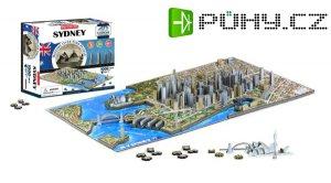 Puzzle 4D CITY SYDNEY