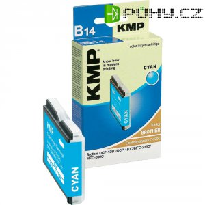 Toner inject KMP B14 = BROTHER LC-970C