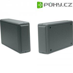 Plastové krabičky 2834 Strapubox, (d x š x v) 100 x 60 x 25 mm, šedá (2834 GR)