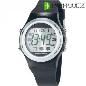 Ručičkové/digitální náramkové hodinky Quartz, WA-281, německy mluvící