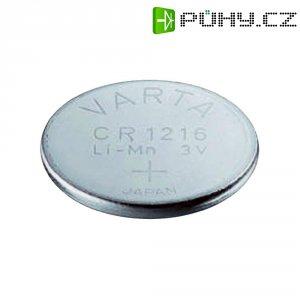 Knoflíková baterie Varta CR1216, lithium
