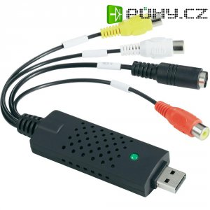 Digitalizace audia a videa Renkforce BR116, USB 2.0