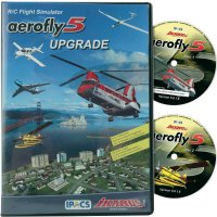 Upgrade leteckého simulátoru z Easyfly Deluxe na Aerofly 5, PC verze