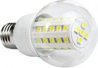 Žárovka LED E27-45xSMD5050,bílá teplá,230V/ 7W, DOPRODEJ