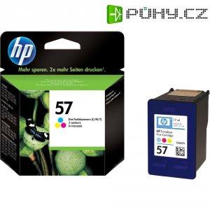 Cartridge do tiskárny HP C6657AE (57), cyanová/magenta/žlutá