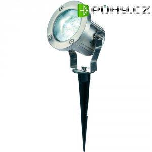 Zahradní reflektor SLV Nautilus LED 304 S, teplá bílá