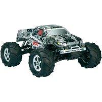 RC model Brushless Monster truck Reely Earth Crusher, 1:8, 4WD, RtR 2.4 GHz