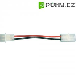 Redukce AMP zástrčka / JST zástrčka Modelcraft, 100 mm, 0,5 mm²