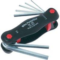 Kapesní sada imbusových klíčů Wiha PocketStar 23041, 2 - 8 mm, 7dílná