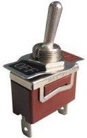 Vypínač páčkový ON-OFF 1pol.250V/10A