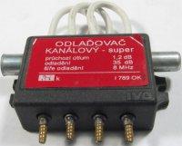 Kanálový odlaďovač IVO I789, kanály 21-40
