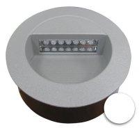 Svítidlo LED vestavné J01 12V 126mm bílé