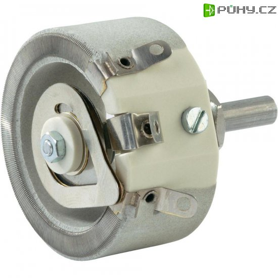Výkonový potenciometr otočný drátový TT Electro, 1 kΩ, 10 W , ± 10 % - Kliknutím na obrázek zavřete