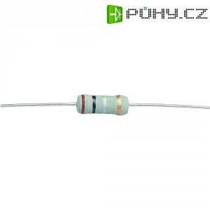 Drátový rezistor, 120 Ω, 5 W, 5 %, 120R