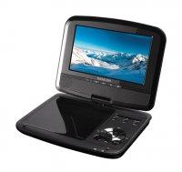 DVD+DVB-T přehrávač SENCOR SPV 7724T přenosný