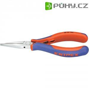 Ploché kleště rovné pro elektroniku a jemnou mechaniku 145 mm Knipex 35 52 145