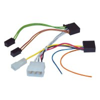 ISO adaptér pro modely Subaru Justy